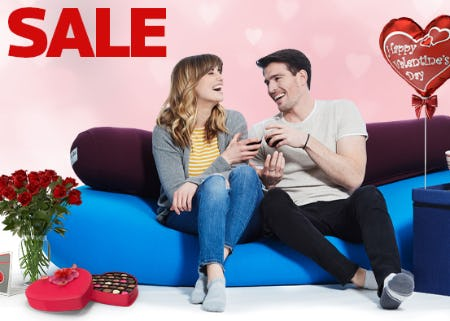 Feel the Love SALE from Yogibo