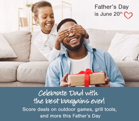 Save on Special Father's Day Gifts