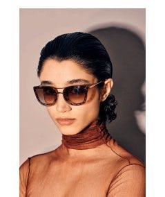 Transparent Lenses by Tory Burch from sunglass hut
