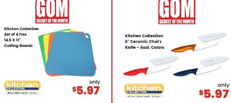 Gadget of the Month from Kitchen Collection