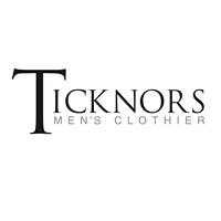 Ticknors Tailor Shop Logo