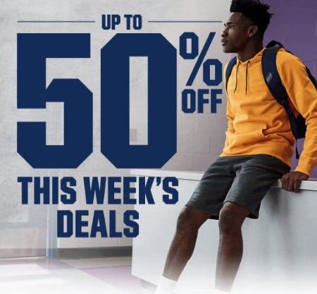 Up to 50% Off This Week's Deals from Dick's Sporting Goods