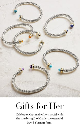 Gifts for Her from David Yurman