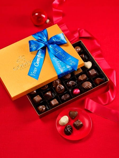'TIS THE SEASON FOR BUSINESS GIFTS! from Godiva Chocolatier