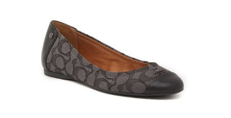 Coach Chelsea Slip-On Flat from Nordstrom Rack