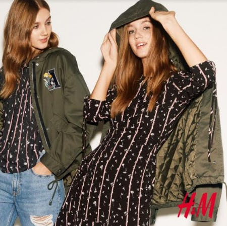 Enjoy 20% Off Your Entire Purchase Over $100 from H&M