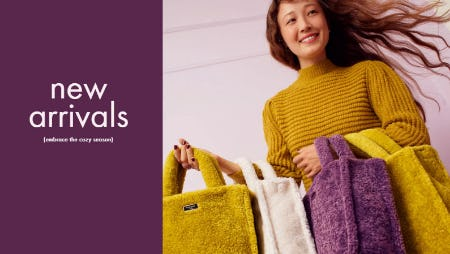 Shop New Arrivals from kate spade new york