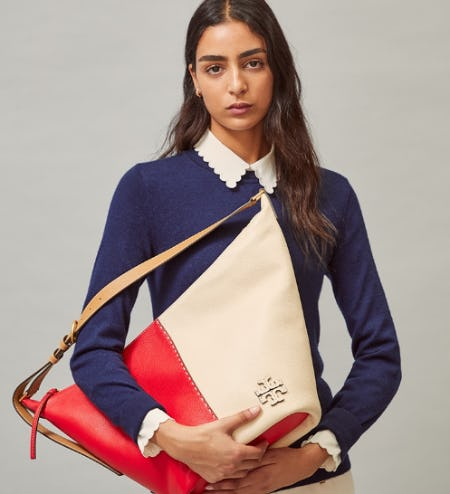 The McGraw Collection from Tory Burch