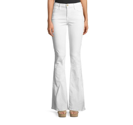 Frame Le High Flare Jeans from Neiman Marcus