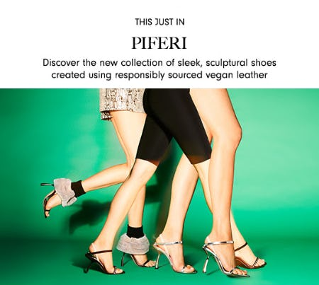 This Just In Piferi from Neiman Marcus