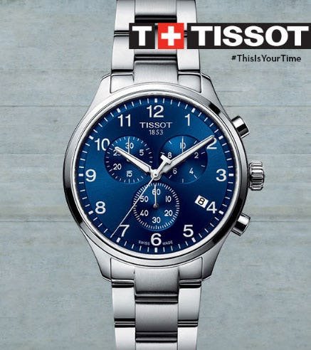 Give the Gift of Tissot from Jared Galleria Of Jewelry