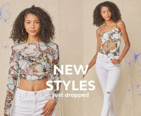 New Styles Just Dropped from Papaya