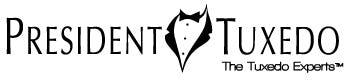 President Tuxedo Logo