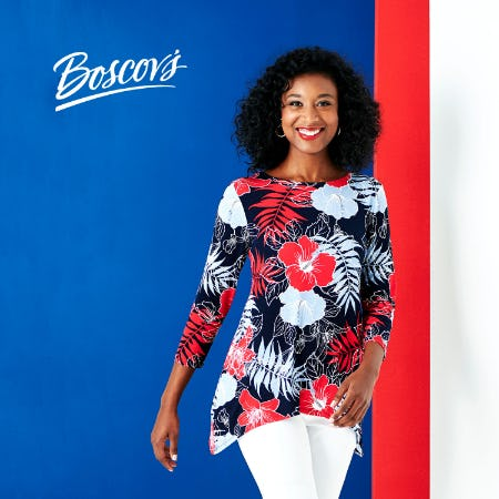 Memorial Day Sale from Boscov's