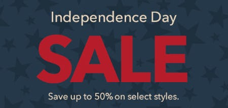 Independence Day Sale: Save from Johnston & Murphy