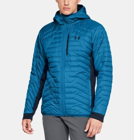 ColdGear® Reactor Hybrid Men's Jackets & Vests from Under Armour