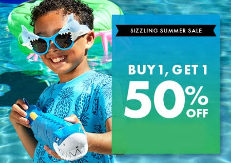 B1G1 50% Off Sizzling Summer Sale from Party City