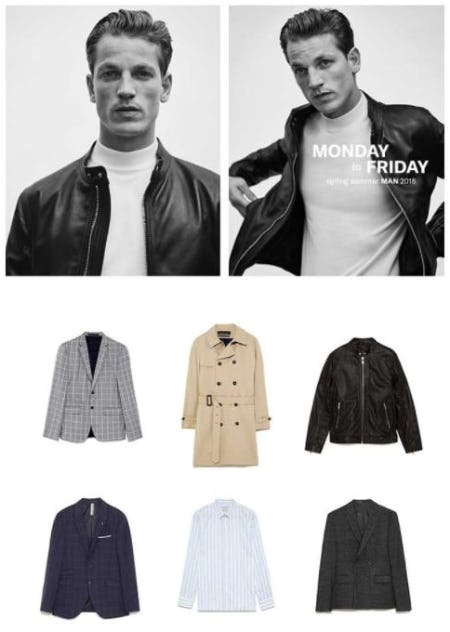 Men's Everyday Casuals from ZARA