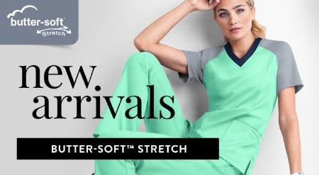 New Arrivals: Butter-Soft Stretch