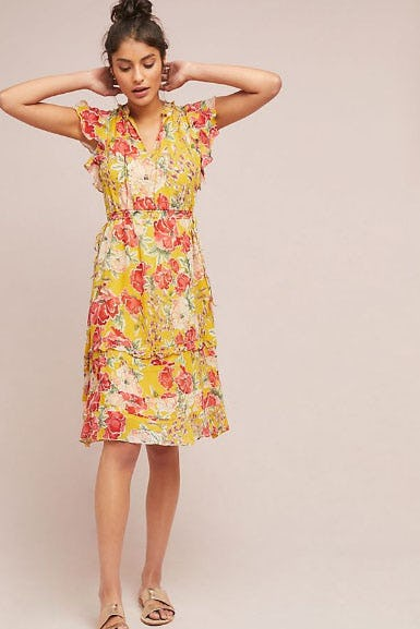 Ellory Dress from Anthropologie