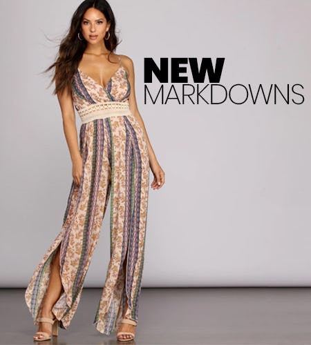 EVEN MORE MARKDOWNS!