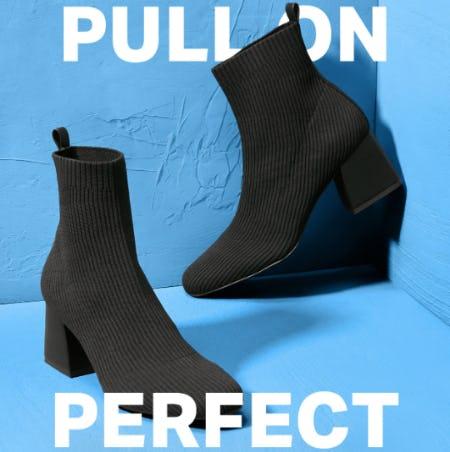 Glove Boots from Steve Madden