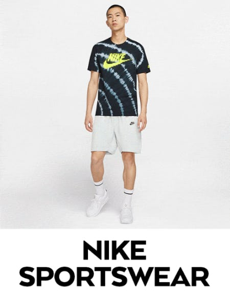New Nike Sportswear from Shiekh