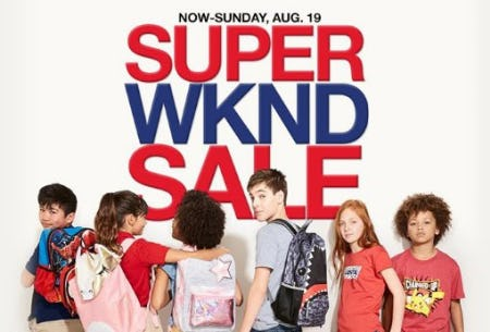 Super Wknd Sale from macy's