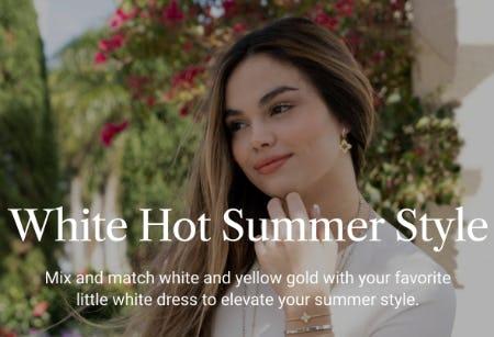 White Hot Summer Style