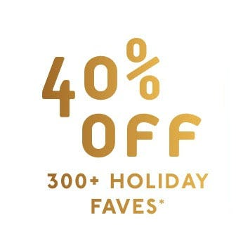 40% Off Holiday Faves from Madewell