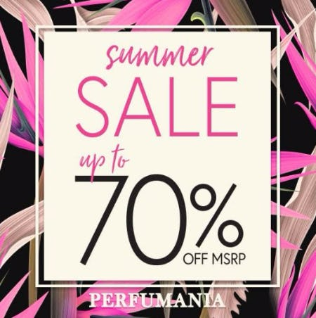 Summer Sale up to 70% Off
