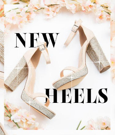 New Heels from Shiekh