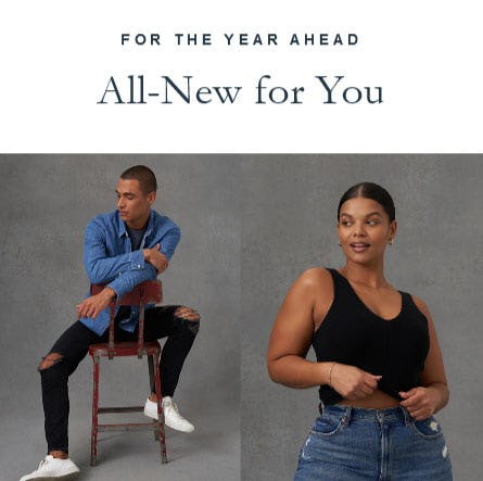 All-New For You from Abercrombie & Fitch