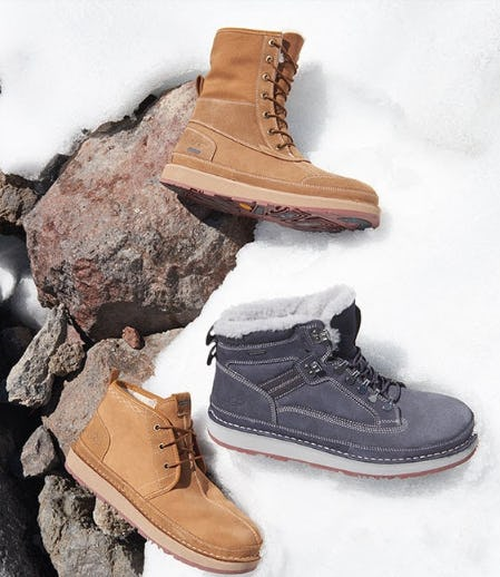 The Avalanche Patrol Collection from Ugg
