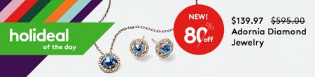 80% Off Adornia Diamond Jewelry from Nordstrom Rack