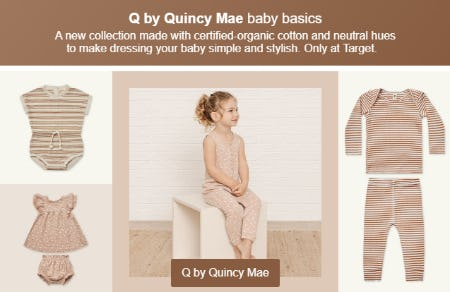 Q by Quincy Mae Baby Basics