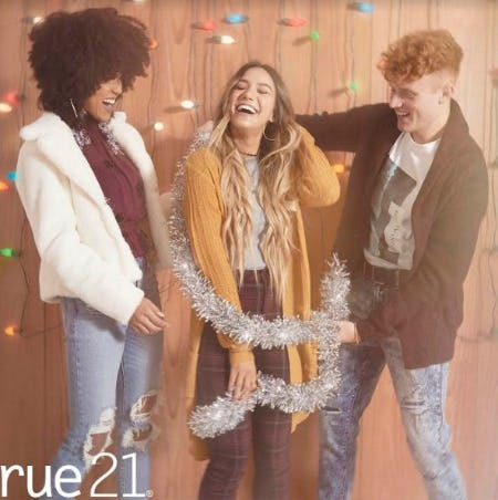 PRE-BLACK FRIDAY EVENT from rue21