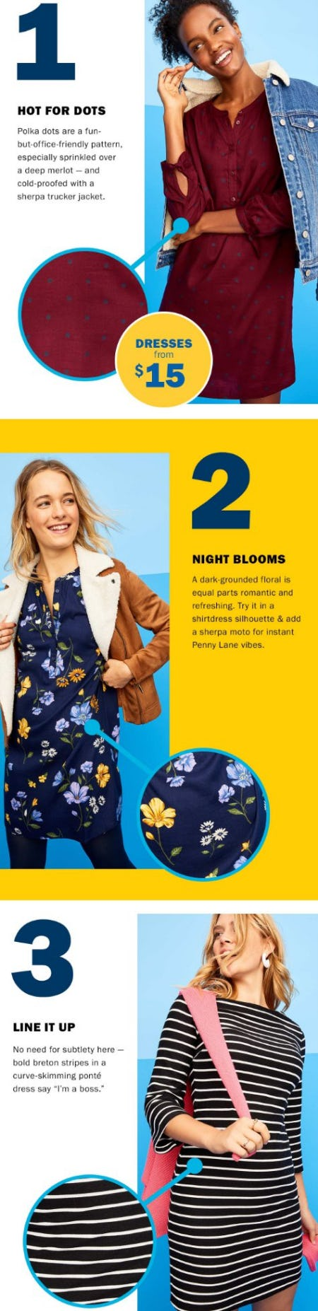Slip Into Something New from Old Navy