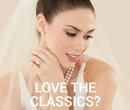 Timeless and Traditional: Styles for the Classic Bride from Zales Jewelers
