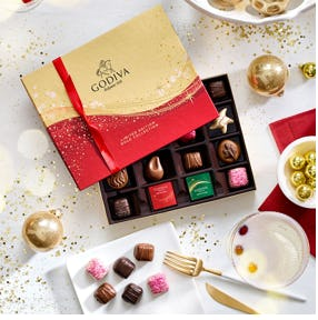Godiva's Mobile APP Promo from Godiva Chocolatier