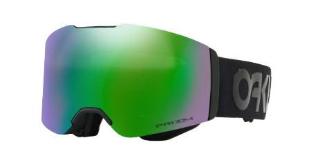 Fall Line Factory Pilot Blackout Prizm Snow Goggle