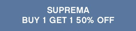 Suprema BOGO 50% Off from Catherines Plus Sizes