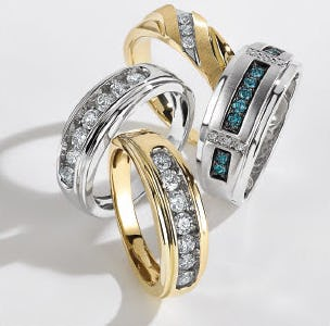 Wedding Bands from Littman Jewelers