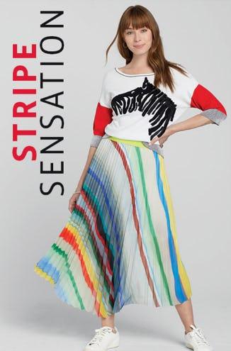 The Stripe Sensation from Stein Mart