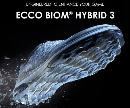 The ECCO BIOM Hybrid 3 from ECCO