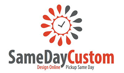 Samedaycustom Logo