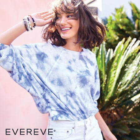 Tie-Dye from Evereve