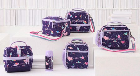 Waste Free Lunch Boxes from Pottery Barn Kids