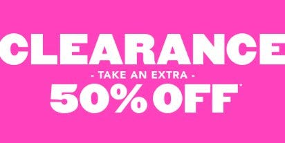 Take an Extra 50% Off Clearance from The Children's Place