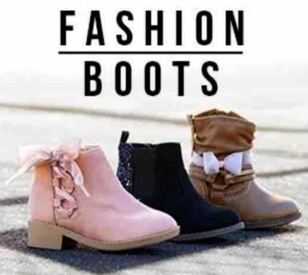 Fashion Boots from Journeys Kidz